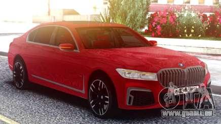 BMW M760LI 2019 für GTA San Andreas