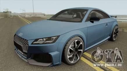 Audi TT RS Coupe 2019 für GTA San Andreas