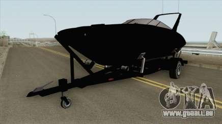 Boat Trailer GTA V für GTA San Andreas