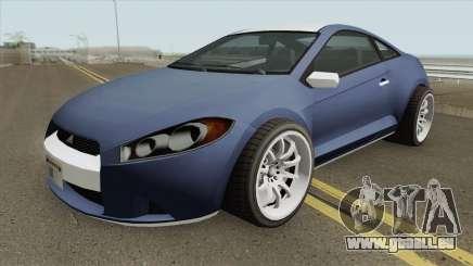 Maibatsu Penumbra GTA V IVF pour GTA San Andreas