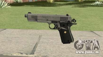 Colt M45 pour GTA San Andreas