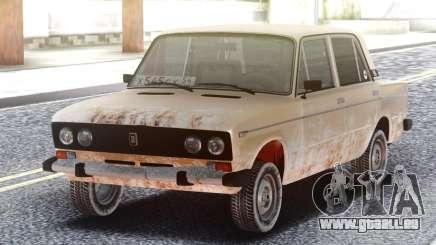 VAZ 2106 Vieux et rouillé pour GTA San Andreas