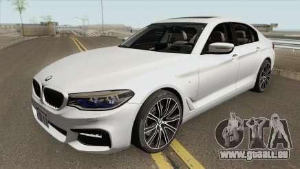 BMW 540i G30 2018 pour GTA San Andreas