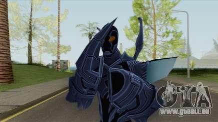 Blue Beetle Jaime Reyes V2 pour GTA San Andreas