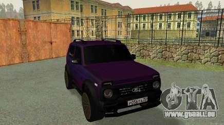 LADA Niva Bronto (ZHAROV_A_573) für GTA San Andreas