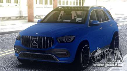 Mercedes-Benz GLE AMG New pour GTA San Andreas