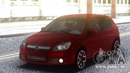 Renault Clio Red für GTA San Andreas
