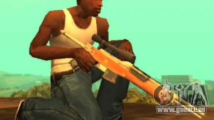 M14 sniper [Sa Style] pour GTA San Andreas