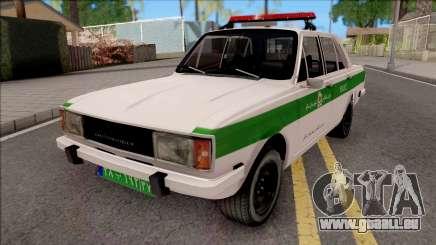 Ikco Paykan Police für GTA San Andreas
