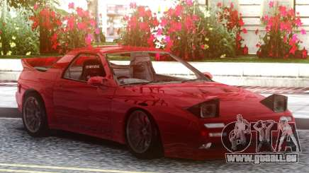 Mazda Savanna RX-7 FC3S Red pour GTA San Andreas