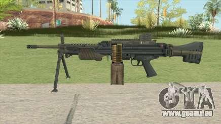 Battlefield 4 MG4 pour GTA San Andreas