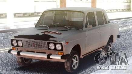 VAZ 2106 Rusty Racing für GTA San Andreas