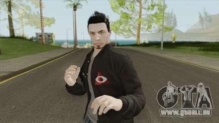 GTA Online Skin The Bodyguard V1 pour GTA San Andreas