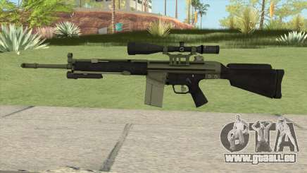 Military Sniper HQ (L4D2) pour GTA San Andreas