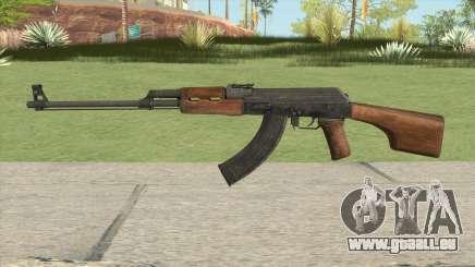 Battlefield 4 RPK pour GTA San Andreas