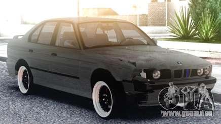 BMW E34 525i Cassé pour GTA San Andreas