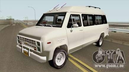 Chevrolet G20 für GTA San Andreas