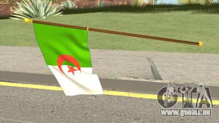 Algerian Flag pour GTA San Andreas