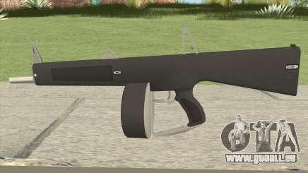 Automatic Shotgun (AA-12) GTA IV EFLC für GTA San Andreas