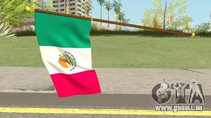 Mexico Flag pour GTA San Andreas