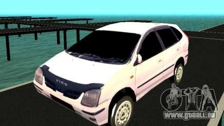 Nissan Almera Tino pour GTA San Andreas
