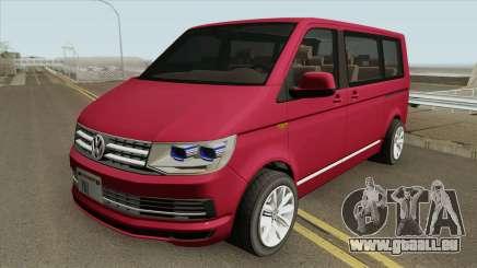 Volkswagen Caravelle 2018 für GTA San Andreas