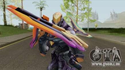 Project Zed : Chroma pour GTA San Andreas