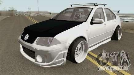 Volkswagen Jetta Tuned pour GTA San Andreas