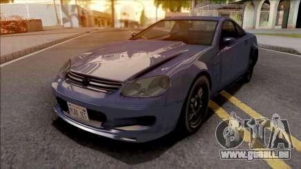GTA IV Benefactor Feltzer SA Style pour GTA San Andreas