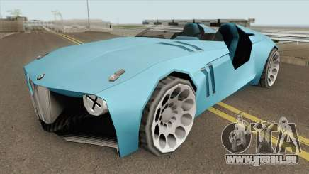 BMW 328i Hommage pour GTA San Andreas