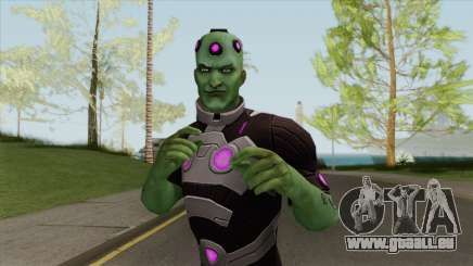 Brainiac: The Collector of Worlds V1 pour GTA San Andreas