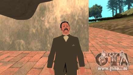 Yakubovich dans la zone de jeu de Miracles pour GTA San Andreas