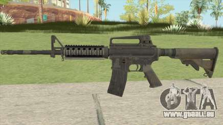 M4 Apocalyptic pour GTA San Andreas