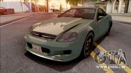 GTA IV Benefactor Feltzer IVF Style pour GTA San Andreas