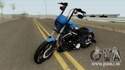 Harley-Davidson XL883N Sportster Iron 883 V1 pour GTA San Andreas