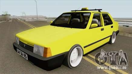 Tofas Dogan L Taxi pour GTA San Andreas