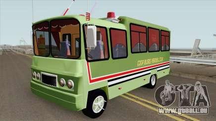 Buseta Clasica (V2) Colombiana pour GTA San Andreas