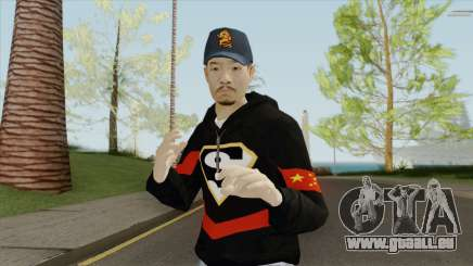Chinese Gang Skin V2 pour GTA San Andreas
