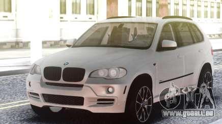 BMW X5 4.8i für GTA San Andreas