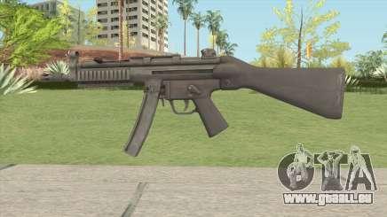 MP5 HR (Medal Of Honor 2010) für GTA San Andreas