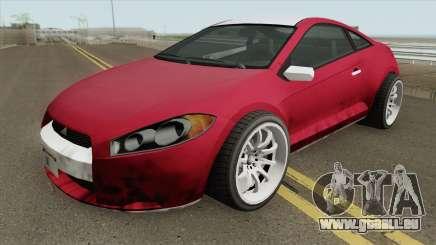 Maibatsu Penumbra GTA V (SA Style) für GTA San Andreas
