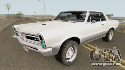 Pontiac GTO 65 IVF pour GTA San Andreas