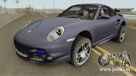 Porsche 911 Turbo IVF pour GTA San Andreas