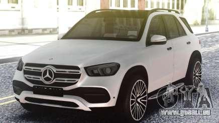 Mercedes-Benz GLE 300 d 4MATIC Sport pour GTA San Andreas