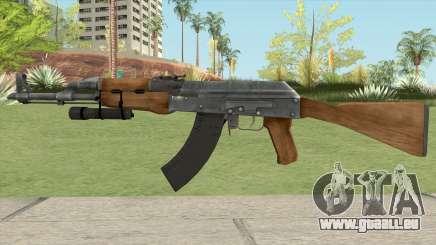 AKM HQ (L4D2) für GTA San Andreas