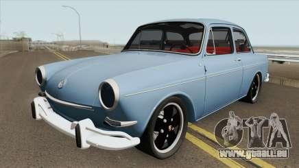 Volkswagen Notchback 1967 V1 pour GTA San Andreas