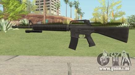 M16A2 HQ (L4D2) pour GTA San Andreas