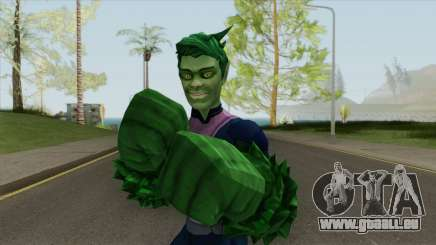 Beast Boy Changeling V3 pour GTA San Andreas