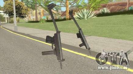 PP-91 Klin PDW für GTA San Andreas