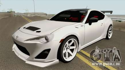 Toyota GT86 Drift Edition 2013 pour GTA San Andreas